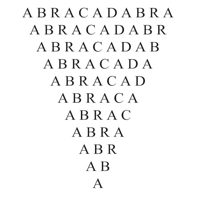 3rd Eye Magic: Abracadabra
