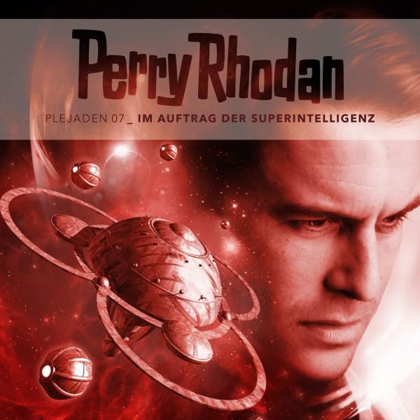 Plejaden 07: Im Auftrag der Superintelligenz Cover