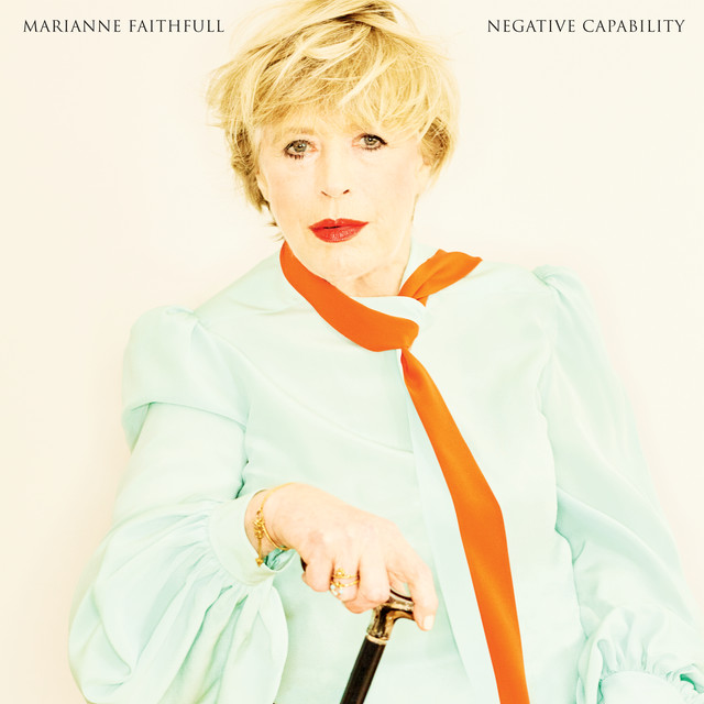 Album cover for Negative Capability by Marianne Faithfull