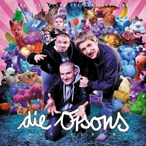 Das Album Albumcover