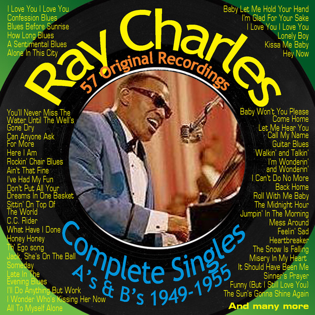 Here I Am (All Alone Again), a song by Ray Charles (and The