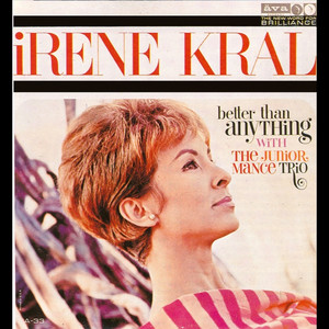 Irene Kral Guess I'll Hang My Tears Out To Dry cover