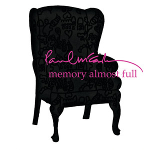 Memory Almost Full Albumcover