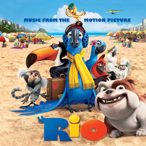 Rio: Music From The Motion Picture - Taio Cruz