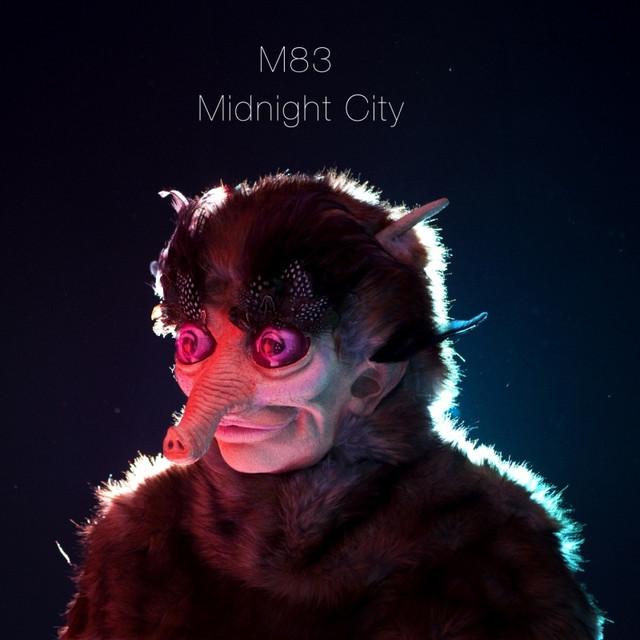 M83 Midnight City album cover