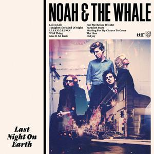 Last Night on Earth album