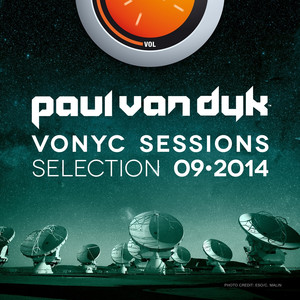 VONYC Sessions Selection 09-2014 (Presented by Paul van Dyk) Albümü