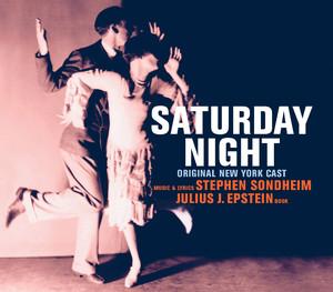 Saturday Night - Original Cast Recording album