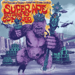 """Lee """"Scratch"""" Perry, Subatomic Sound System War Ina Babylon cover"""