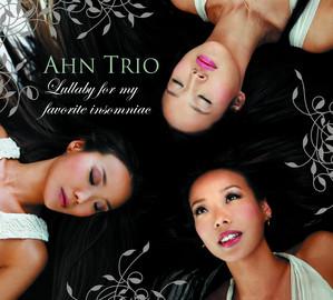Astor Piazzolla, Ahn Trio Oblivion cover
