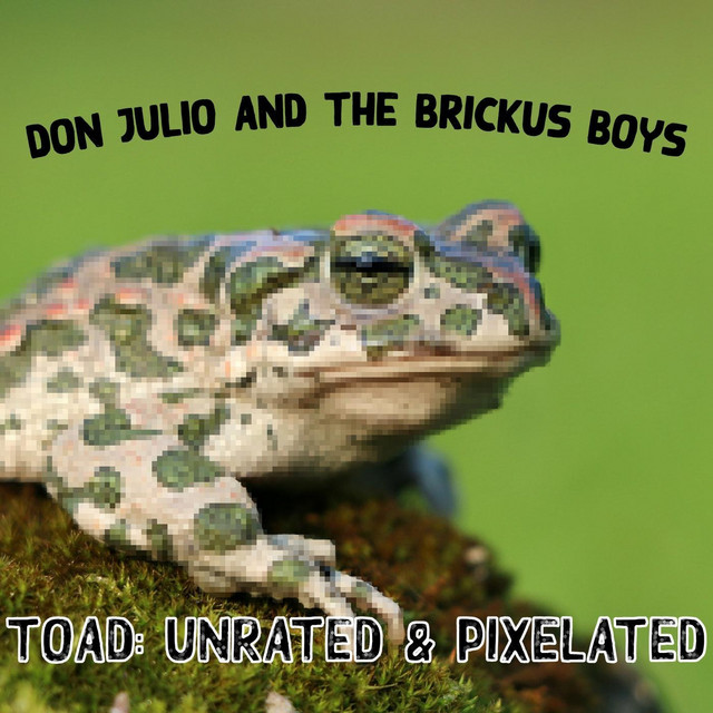 Toad: Unrated & Pixelated