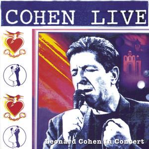 Cohen Live Albumcover