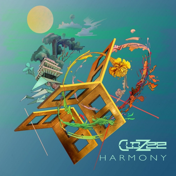 Album cover for Harmony by CloZee