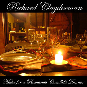 Music for a Romantic Candlelit Dinner Albumcover