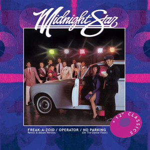 Album cover for single by Midnight Star