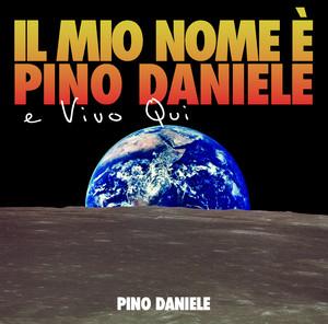 Il mio nome e' Pino Daniele e vivo qui Albumcover