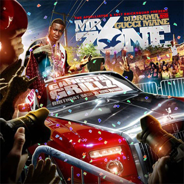Mr. Zone 6 Albumcover