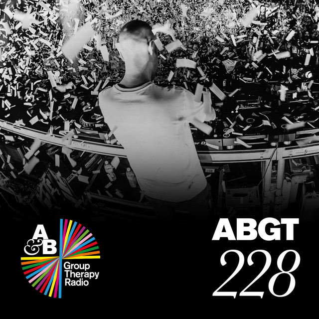 Album cover for Group Therapy 228 by Above & Beyond