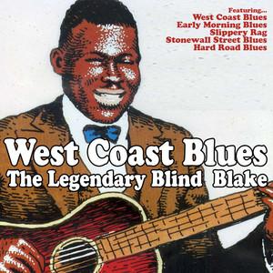 West Coast Blues - The Legendary Blind Blake album