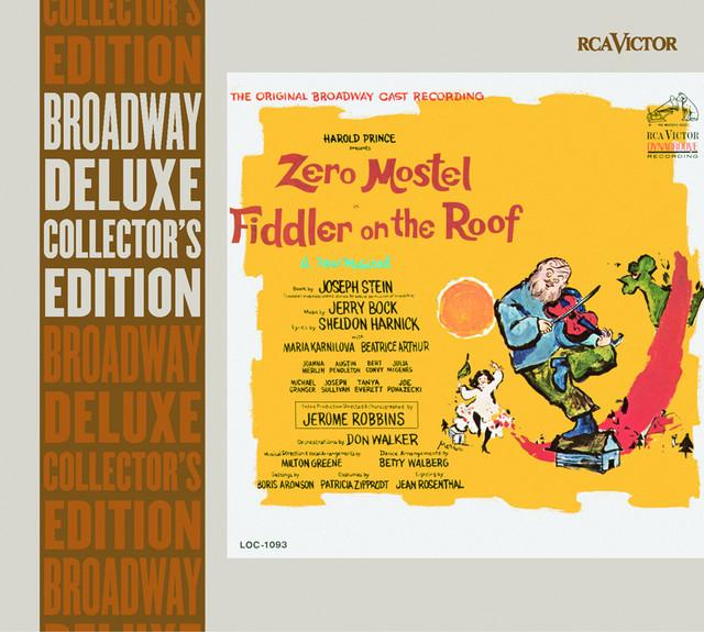 Fiddler on the Roof (Original Broadway Cast Recording
