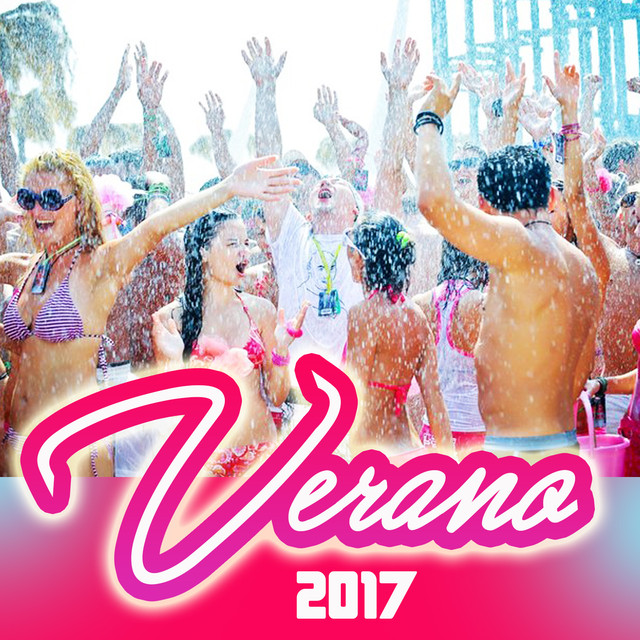 Album cover for Verano 2017 by Regueton Connection