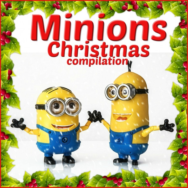 more by minions real band - Merry Christmas Minions