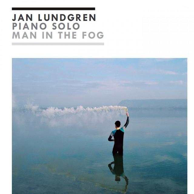 Skivomslag för Jan Lundgren: Man In The Fog