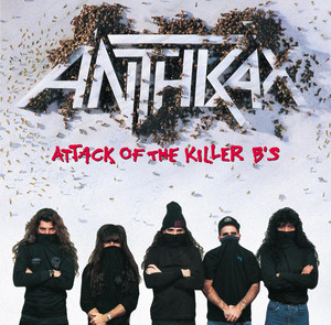 Anthrax Startin' Up a Posse cover