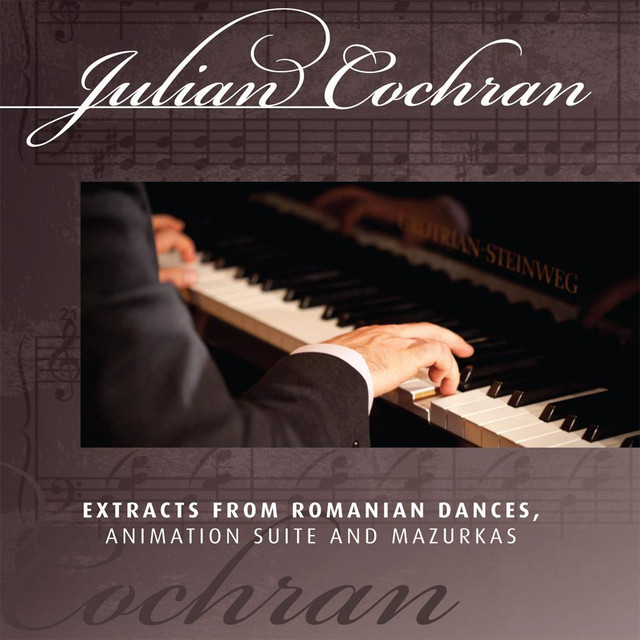 Romanian Dance No  3, a song by Julian Cochran on Spotify