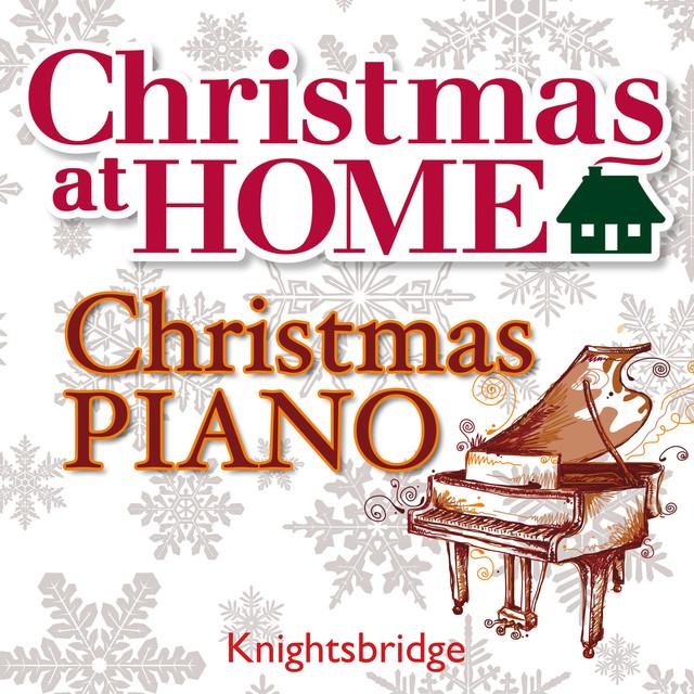 Christmas at Home: Christmas Piano Albumcover