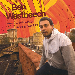 Ben Westbeech Welcome cover