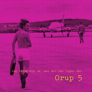 Orup 5 Albumcover