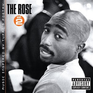 The Rose - Volume 2 - Music Inspired By 2pac's Poetry Albumcover