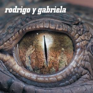 Rodrigo Y Gabriela Albumcover