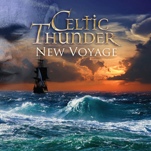 Celtic Thunder New Voyage album cover