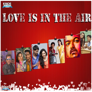 Love is in the Air Albumcover