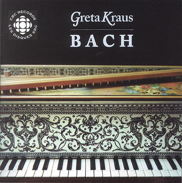 Bach, J.S.: English Suite No. 3 / Chromatic Fantasy and Fugue / Partita in B Minor Albumcover