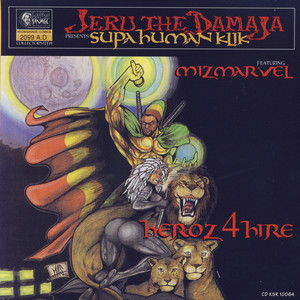 Jeru the Damaja What a Day cover