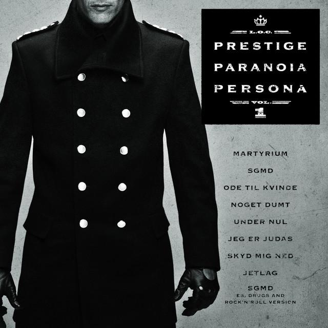 L.O.C. Prestige, Paranoia, Persona Vol. 1 album cover