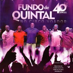 Fundo de quintal A Amizade - Ao Vivo cover