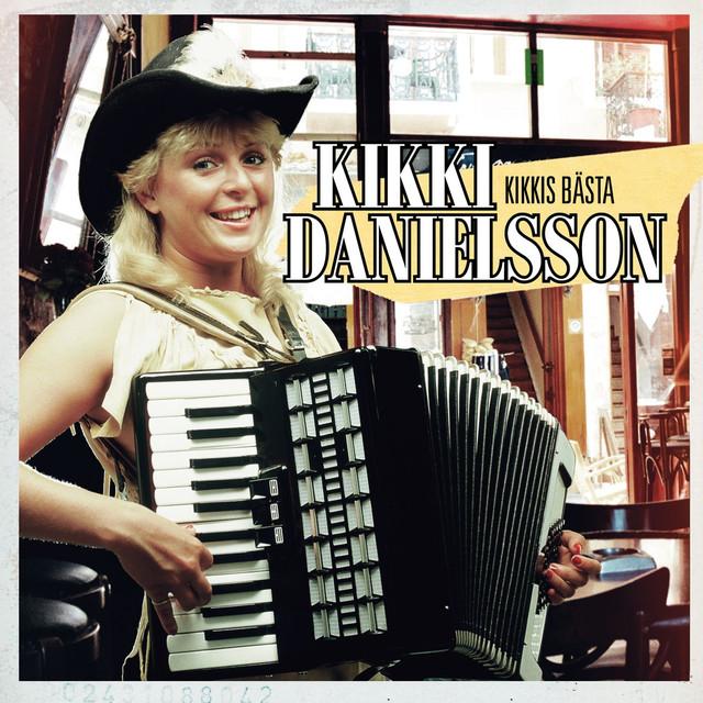 Skivomslag för Kikki Danielsson: Kickis Bästa