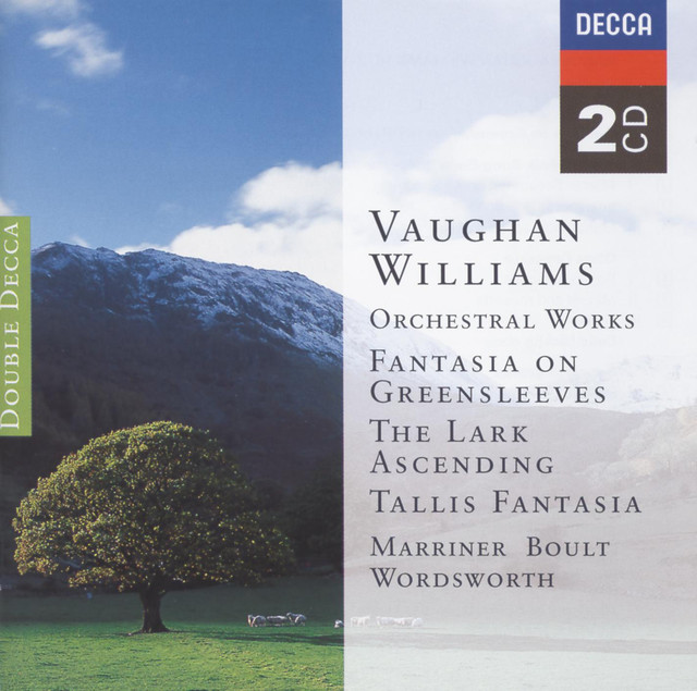 Vaughan Williams: Orchestral Works (2 CDs)