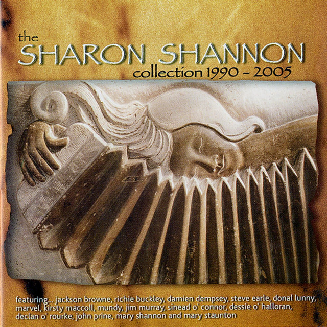 Sharon Shannon The Sharon Shannon Collection 1990-2005 album cover