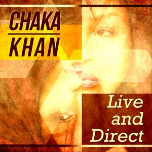 Chaka Khan - Live and Direct Albumcover
