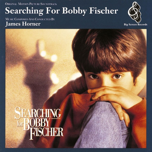 Original Motion Picture Soundtrack - Searching For Bobby Fischer Albumcover