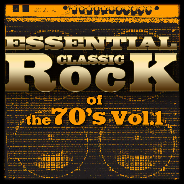 Essential Classic Rock of the 70's-Vol.1 Albumcover