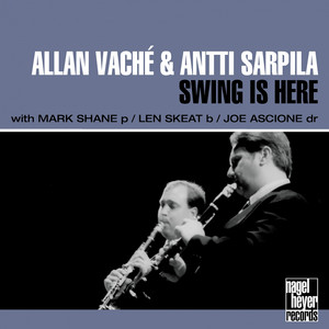 Allan Vaché, Antti Sarpila, Mark Shane, Len Skeat, Joe Ascione Careless Love cover
