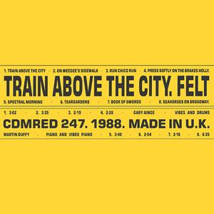 Train Above the City album