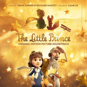 The Little Prince (Original Motion Picture Soundtrack) Albumcover