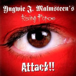 Attack!! Albumcover